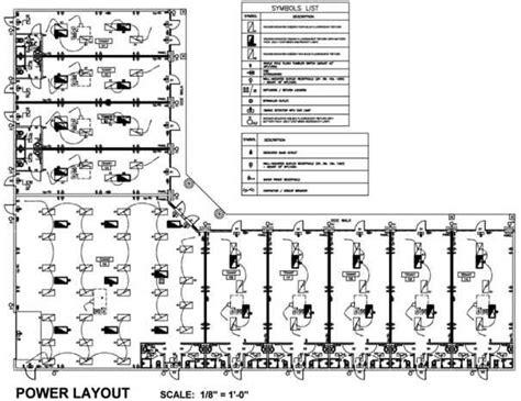electrical plan vs reflected ceiling plan wiring diagram