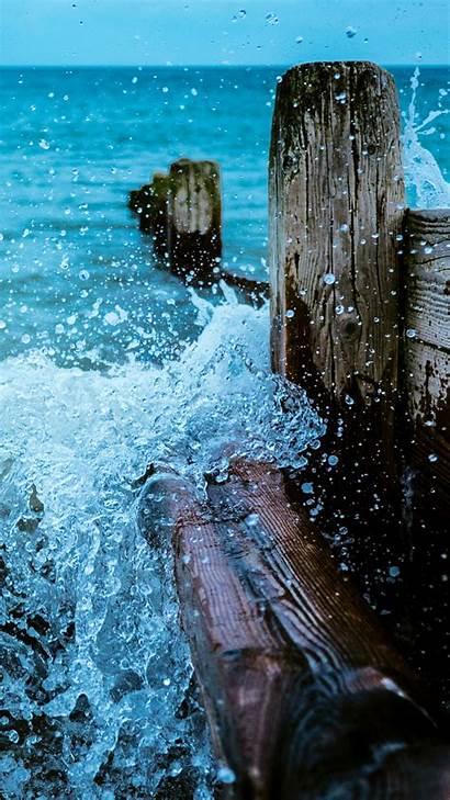 Iphone Wallpapers Ocean 4k Sea Cool Backgrounds