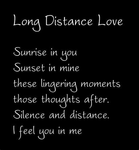 long distance love quotes     quotesgram