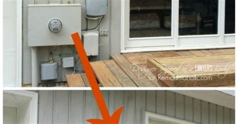 hide utility boxes diy utility box cover awesome