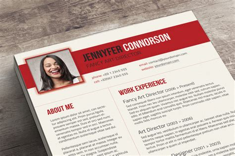 fancy resume templates free a list of popular modern resume templates