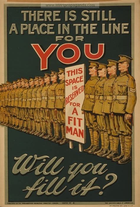 World War 1 Propaganda WW1