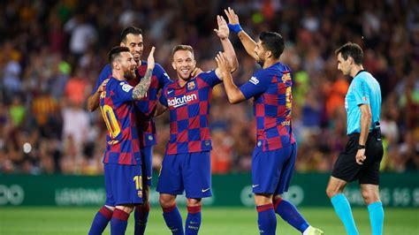 En directo y en vivo online Getafe-Barcelona hoy - Liga ...
