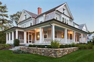 Stunning Images Houses With Big Porches by Wraparound Porches 9 House Trends You Want To Bring
