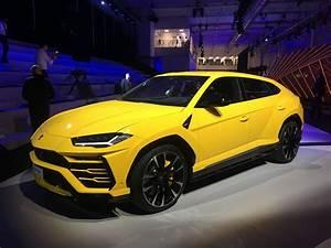 Lamborghini Urus   Les Photos De Notre Premier Essai