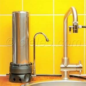 Filtre à Eau Pour Robinet : purifier l 39 eau du robinet avec un filtre au charbon actif ~ Premium-room.com Idées de Décoration