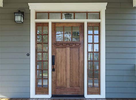 exterior wood door slab doors glamorous solid wood exterior door slab wood