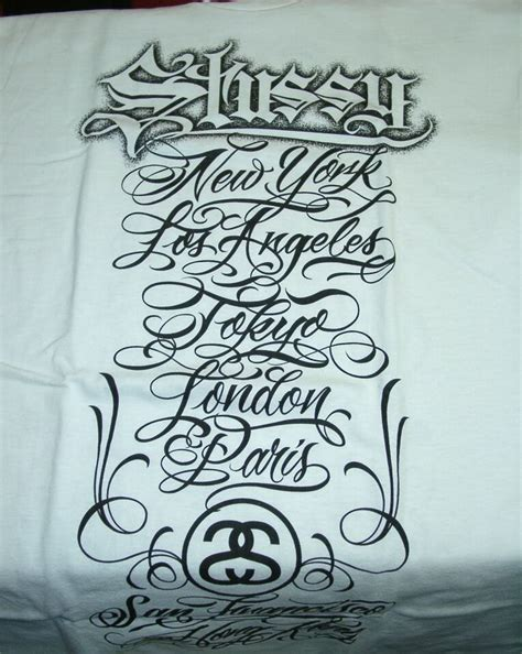 Tattoo Fonts Script