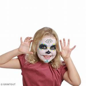 Maquillage Garcon Halloween : tuto maquillage halloween enfant id es et conseils halloween ~ Farleysfitness.com Idées de Décoration