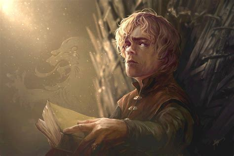 Game of Thrones Tyrion Lannister Fan Art