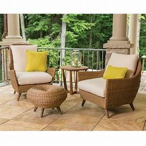 lloyd flanders tobago vinyl wicker lounge chair set lf With outdoor furniture covers lloyd flanders