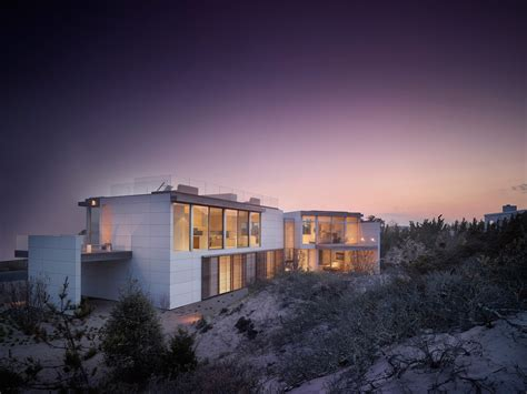 house   dunes architecture stelle lomont rouhani