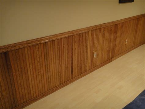 Oak Wainscoting-nex-tech Classifieds