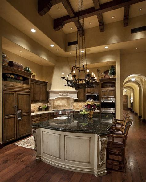 tuscan kitchen mediterranean kitchen love