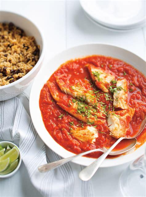 ricardo cuisine style tomato rice with fish ricardo