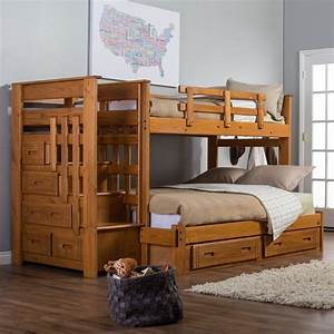 Bunk Bed Plans Full Over Full - WoodWorking Projects & Plans