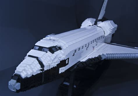 Large LEGO Space Shuttle: A LEGO® creation by Ben Watson ...