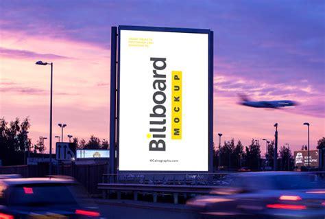 Blank Billboard Template billboard mockup templates  premium psd indesign 600 x 405 · jpeg