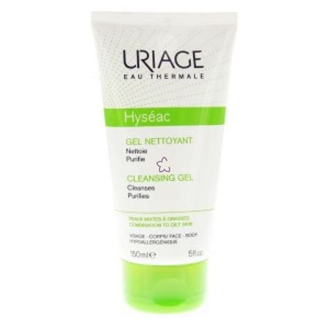 Gel Uriage Bã Bã by Uriage Hyseac Gel Nettoyant 150 Ml Easypharm Gr
