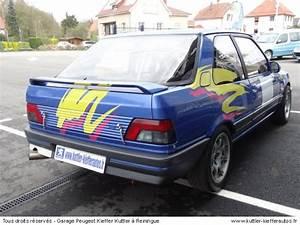 309 Gti 16s : peugeot 309 gti16 1991 occasion auto peugeot 309 ~ Gottalentnigeria.com Avis de Voitures