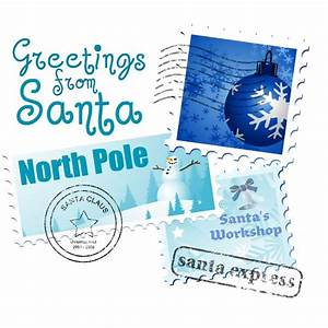make your own free personalized north pole santa letters With create your own letter from santa