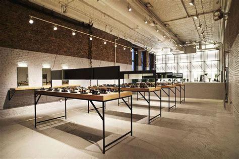 retail interior design retrosuperfuture nyc by andrea caputo yellowtrace Industrial