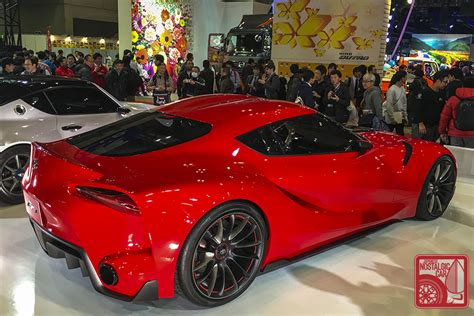 Tokyo Motor Show May Be A Reunion Of Japanese Sports
