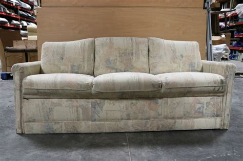 Used Sleeper Sofas by Rv Furniture Used Cloth Knife Rv Sleeper Sofa For