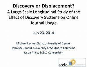 Discovery study detailed results 20140728
