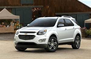 2017 Chevy Equinox Canadian colour options