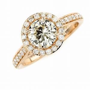 j2524 3000 102 carat round brilliant diamond ring With 3000 wedding ring