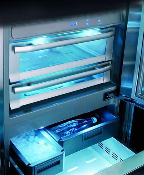 Custom refrigerators by Officine Gullo Home Professional