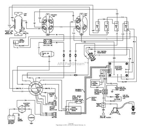 Wiring Diagram For Honda Generator by Honda Es6500 Generator Wiring Diagram Wiring Diagram