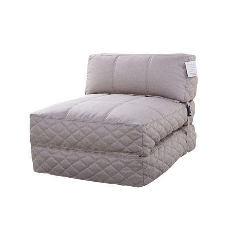 gold bean bag chair gold sparrow fabric convertible bean bag chair bed 3855
