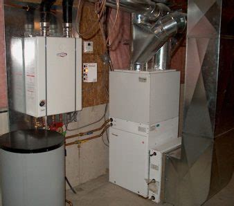 forced air furnaces basics maintenance