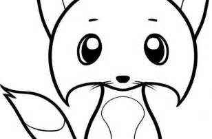 How to Draw Cute Animal Drawings