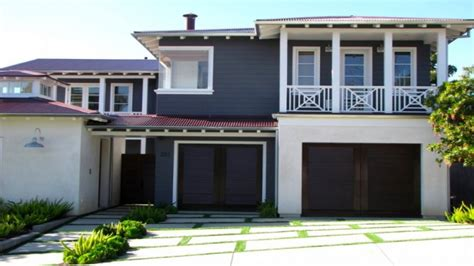 exterior home color schemes exciting color