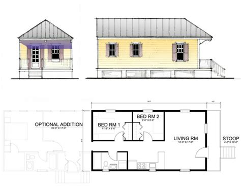 Surprisingly Cottages Plan And Designs by The Cottage Model 612