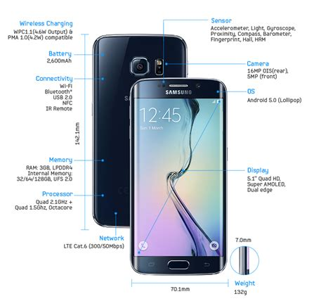 beautifully crafted from metal and glass samsung galaxy s6 and galaxy s6 edge define what s