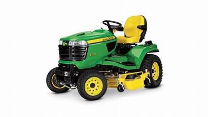 Lawn Tractors Deere X739 Mowers Wheel Signature