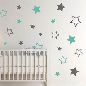 aliexpresscom buy baby nursery stars wall sticker star With star wall decals