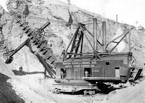Mine Tales: Power shovels made a world of difference ...