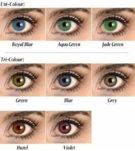 Unique Safe Colored Contacts #9 Jade Green Contact Lenses ...