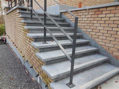 marche modulesca 1m pour r aliser un escalier ext rieur en realiser un escalier exterieur
