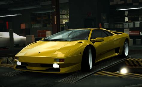image nfs world lamborghini diablojpg   speed