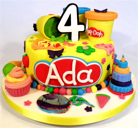 play doh cake birthday cake gallery the cake 6639