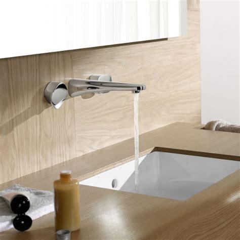 simple wall mount faucet  dornbracht