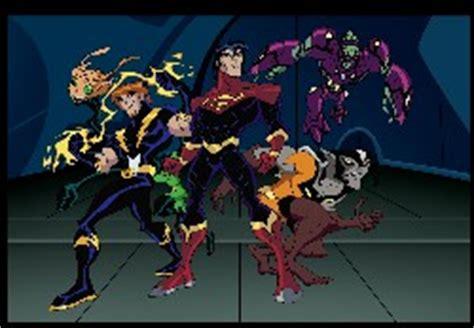 la legende des super heros serie tv  allocine