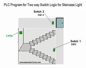 Plc Program For Two Way Switch Logic