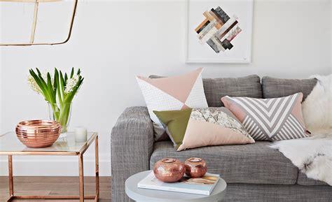 Kupfer Deko Wohnzimmer by Wohntrend Kupfer